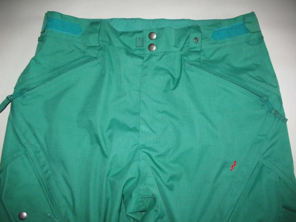 Штаны FOURSQUARE q snowboard pants (размер XL) - 11