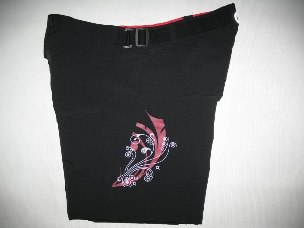 Велошорты CYGNUS bike shorts lady (размер М) - 3