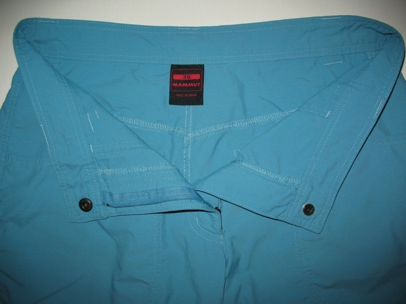 Шорты MAMMUT shorts lady  (размер 36-S) - 2