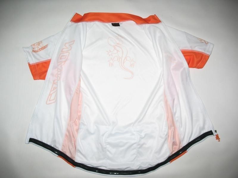 Футболка CANYON white jersey  (размер L) - 3