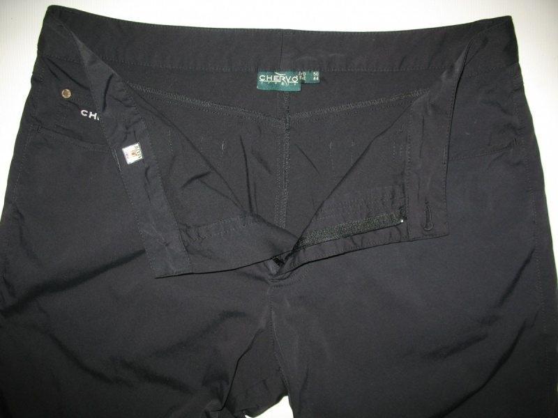 Штаны  CHERVO dry matic golf pants (размер 34/50/L) - 6