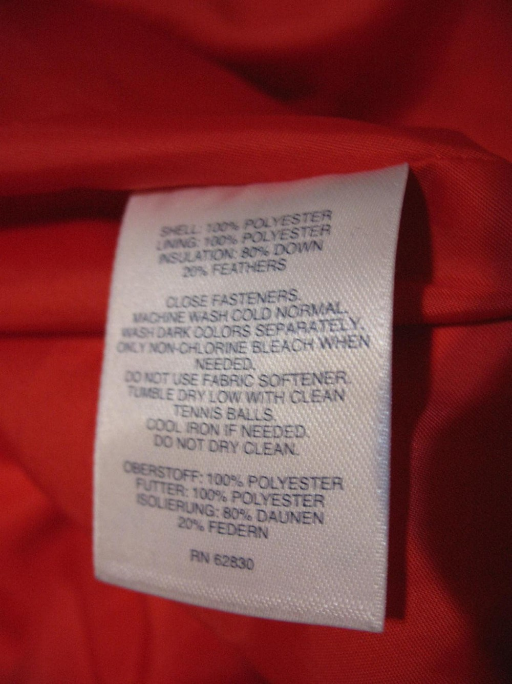 Куртка LANDSEND down jacket lady (размер M/L) - 8
