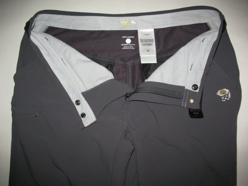 Штаны MOUNTAIN HARDWEAR Navigation softshell pants (размер M) - 5