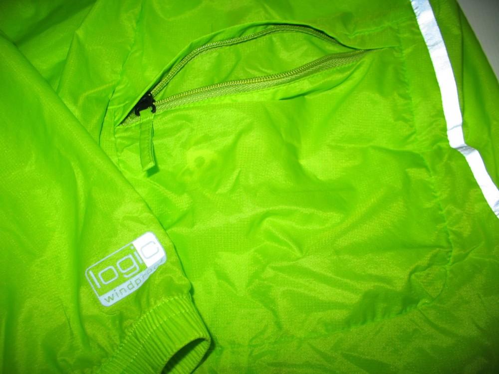 Куртка ODLO ultralight race jacket (размер L) - 6