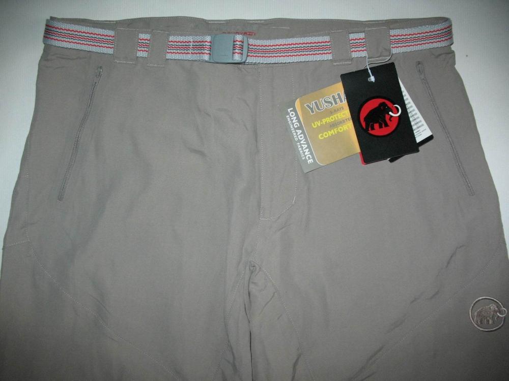 Штаны MAMMUT Zip off pants (размер 52-L/XL) - 2