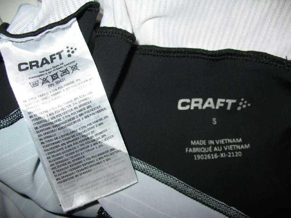 Велошорты CRAFT grand tour bib shorts (размер S) - 9