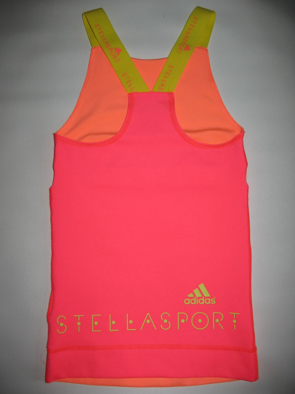Веломайка ADIDAS stella mccartney top lady (размер XS) - 1