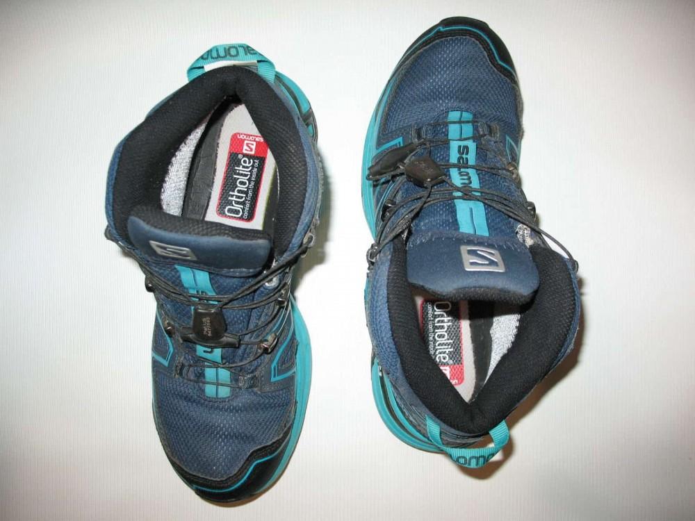 Ботинки SALOMON X chase GTX mid (размер UK5/US6,5/EU38,5(на стопу  235 mm)) - 10