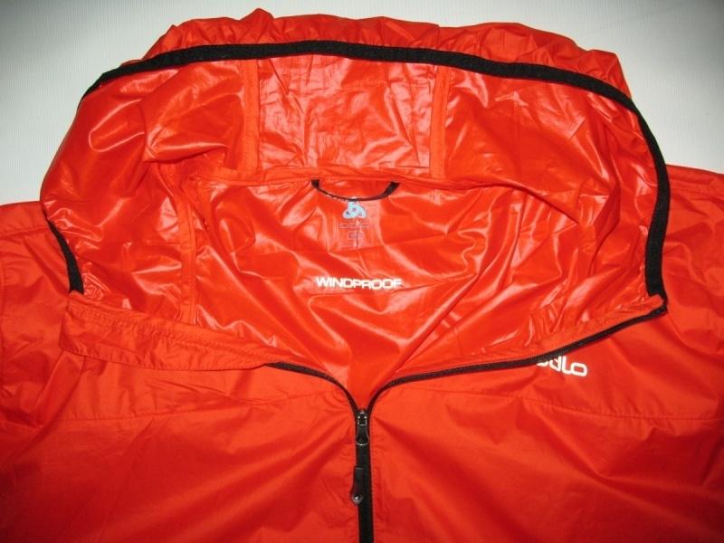 Куртка ODLO 2in1 windproof jacket (размер XXL) - 4