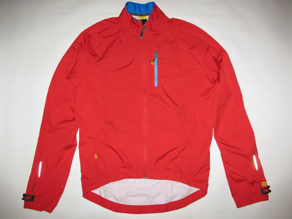 Куртка MAVIC rain cycling jacket (размер L) - 1