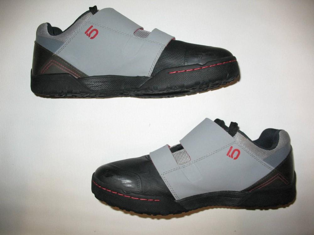 Велотуфли 5.10(Five Ten) maltese falcon LT clipless shoes (размер US10/UK9/EU43(на стопу до   280 mm)) - 7