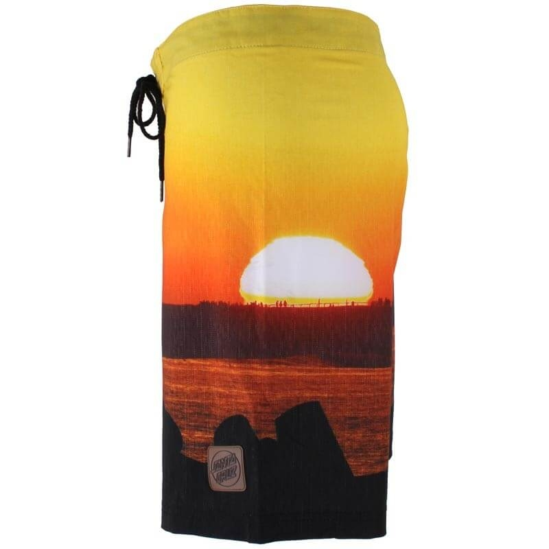 Шорты SANTA CRUZ Lighthouse Sunset Boardshort (размер 36/XL) - 2