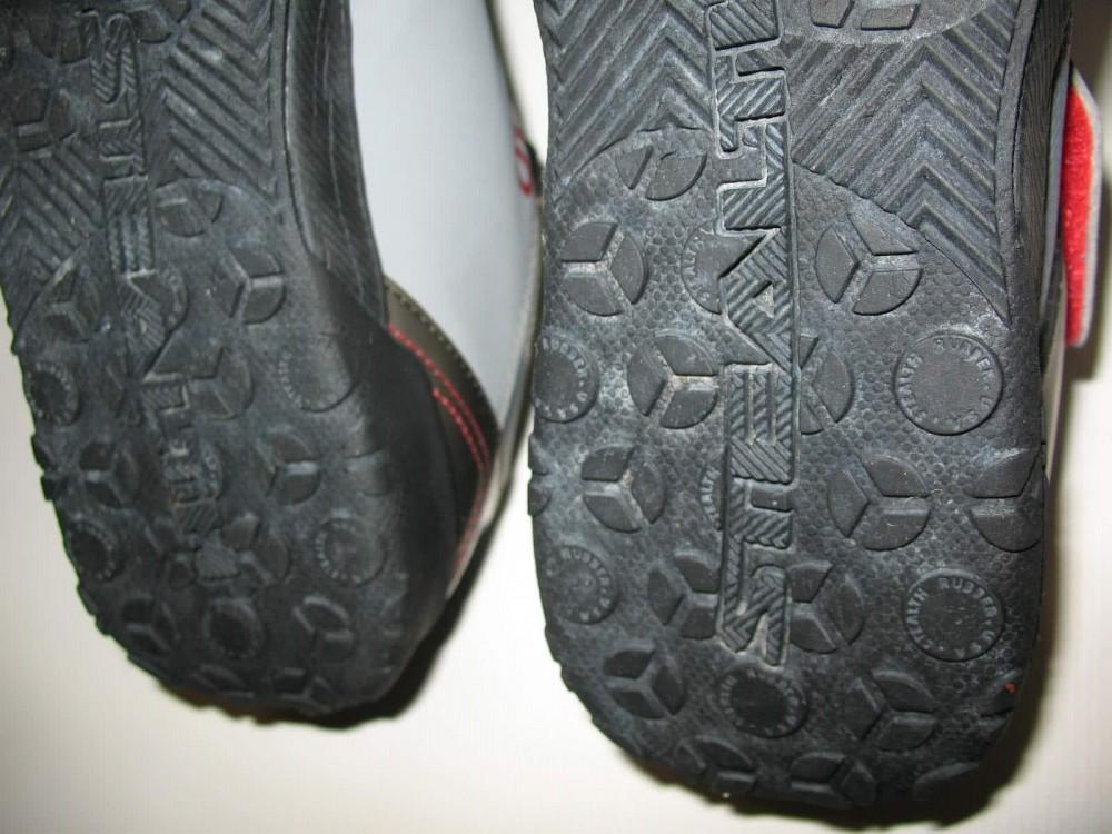 Велотуфли 5.10(Five Ten) maltese falcon LT clipless shoes (размер US10/UK9/EU43(на стопу до   280 mm)) - 9