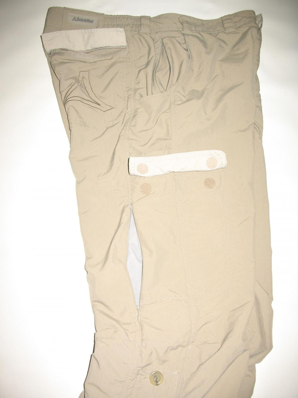 Штаны SCHOFFEL outdoor pants (размер 48/L) - 5