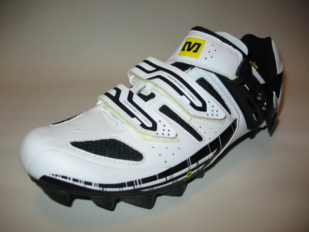 Велотуфли MAVIC razor MTB cycling shoes (размер UK10/US10.5/EU44.5(на стопу до 285 mm)) - 4