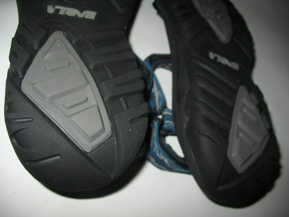 Сандалии TEVA hurricane sandal (размер UK13/US14/EU48,5(на стопу до 320mm)) - 8