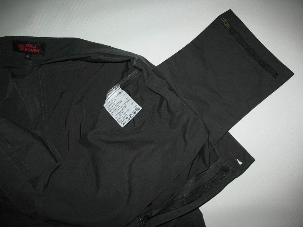 Штаны FJALLRAVEN outdoor pant (размер 52-L/XL) - 4