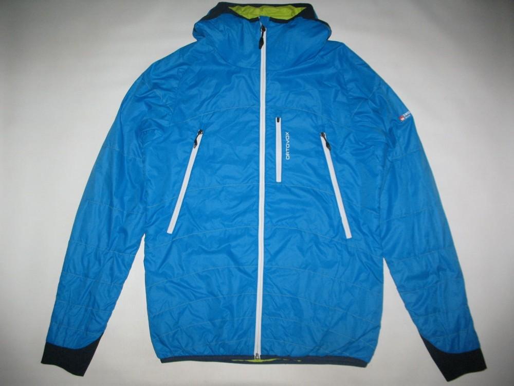 Куртка ORTOVOX swisswool piz boè jacket (размер M) - 3
