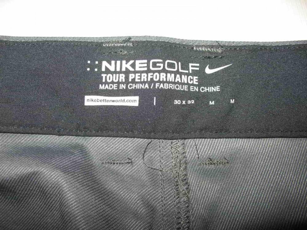 Штаны NIKE weatherized golf pants (размер 30x32-M/S) - 3