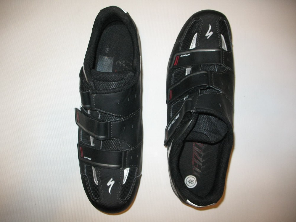 Велотуфли SPECIALIZED sport mtb 46 shoes (размер UK11/US12/EU46(на стопу 295 mm)) - 7