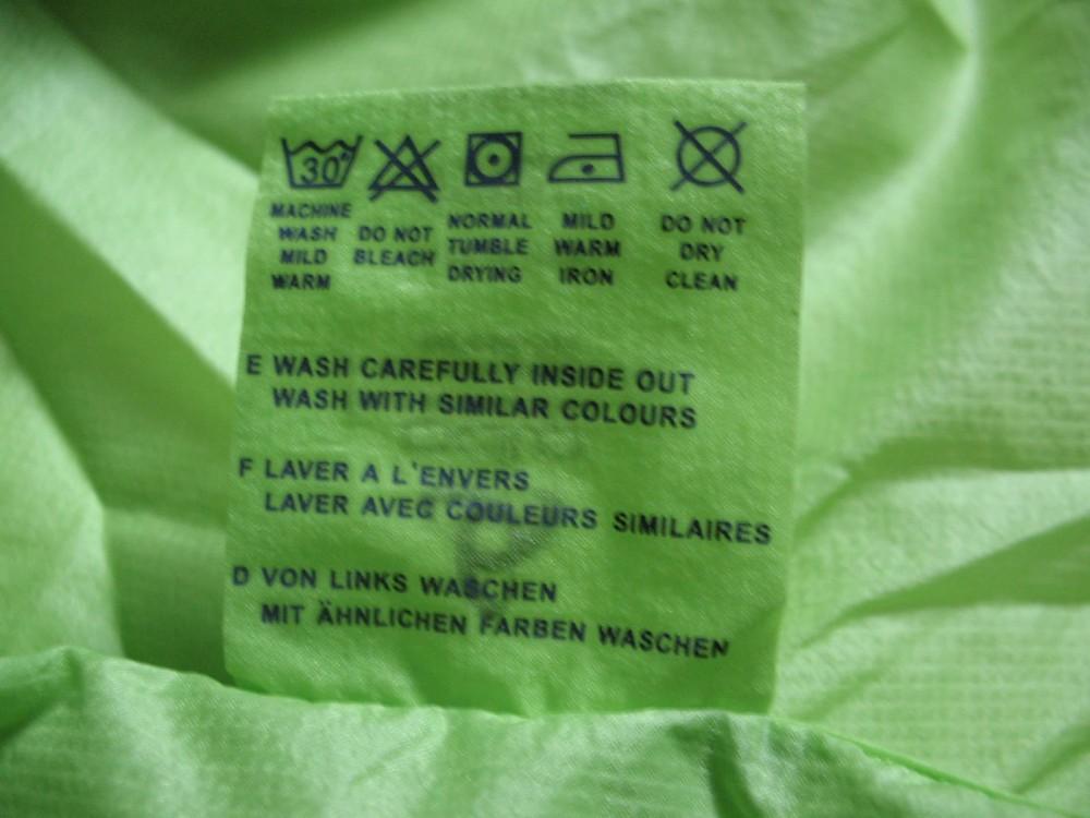 Куртка ODLO ultralight race jacket (размер L) - 11