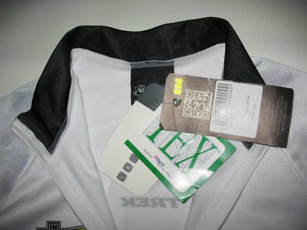 Велокофта INVERSE trek manga larga fleece jersey (размер L) - 4