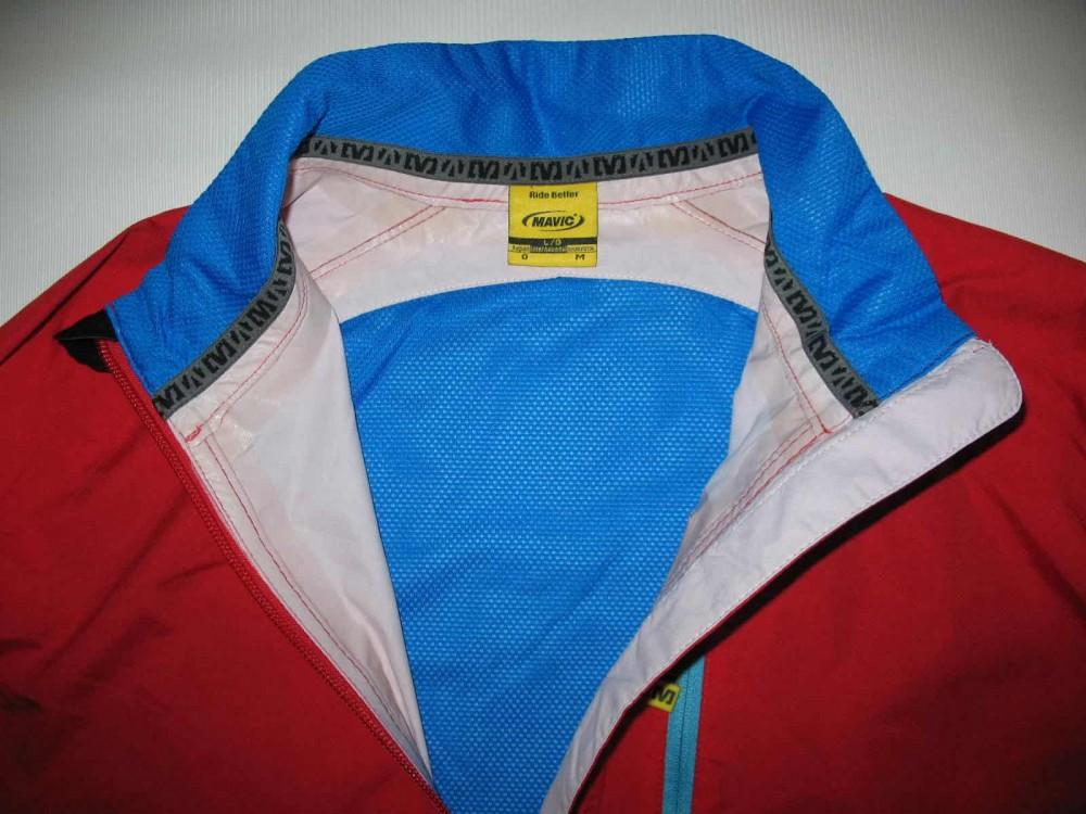 Куртка MAVIC rain cycling jacket (размер L) - 4