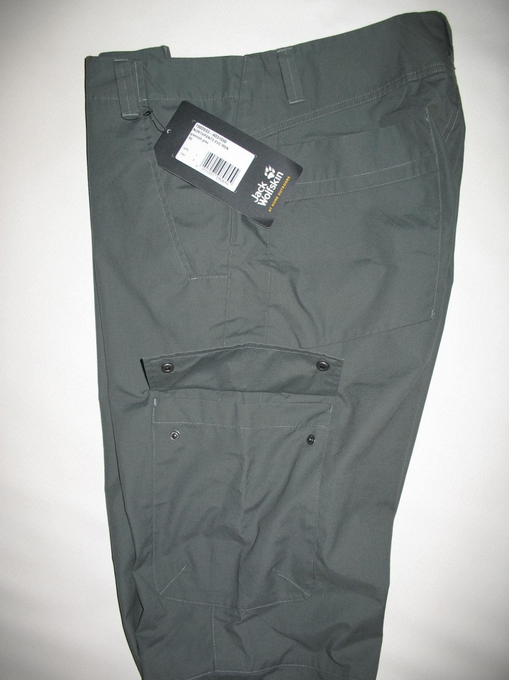Штаны JACK WOLFSKIN North evo pants (размер 50/L) - 8