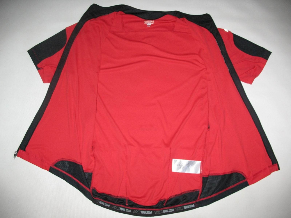 Веломайка PEARL IZUMI elite In-R-Cool cycling jersey (размер XL) - 4