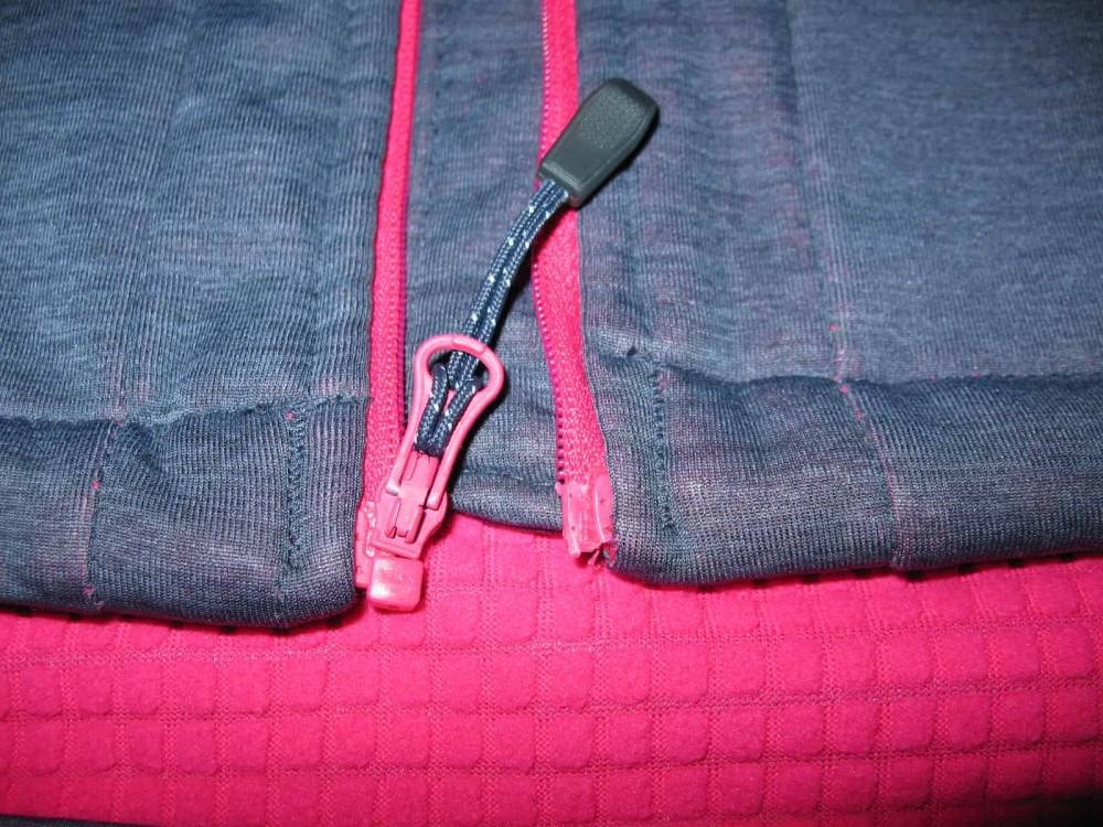 Куртка COLUMBIA steel cliff hooded softshell jacket lady (размер S) - 9