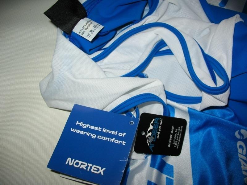 Комбинезон ANDEER giant bib shorts (размер XS/S) - 9