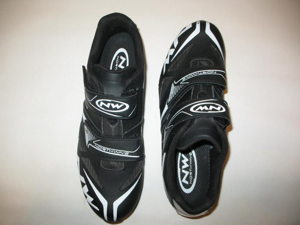 Велотуфли NORTHWAVE spike evo MTB shoes (размер US12/UK11/EU45(на стопу 293 mm)) - 9