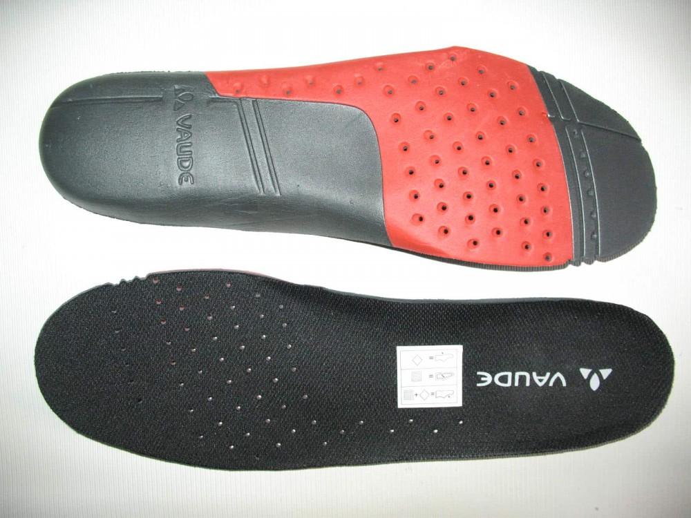 Велотуфли VAUDE kelby TR bike shoes (размер US9/UK9,5/EU43,5(на стопу +-290 mm)) - 10