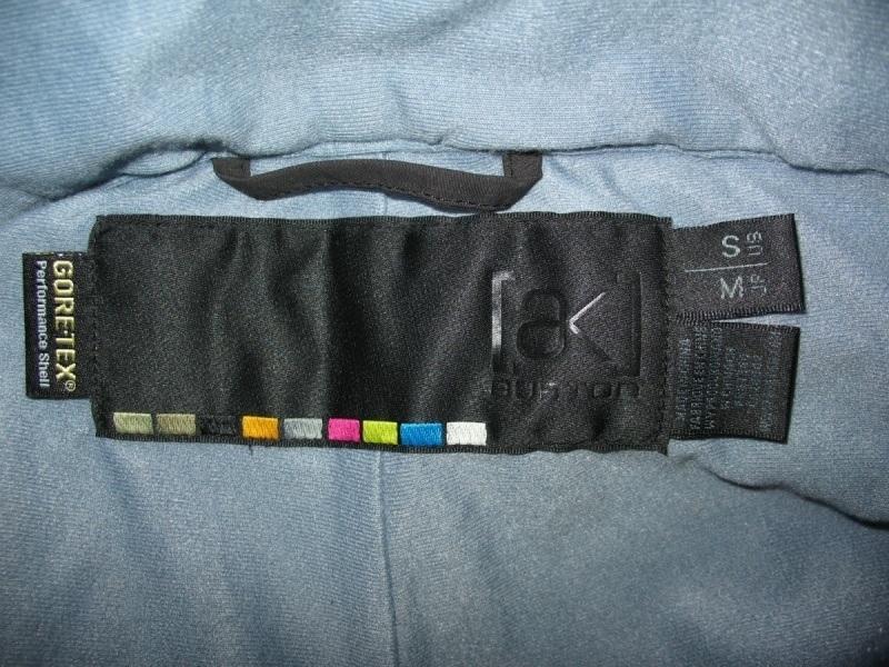 Штаны BURTON  [AK]  2L Stagger Pant  (размер S) - 15