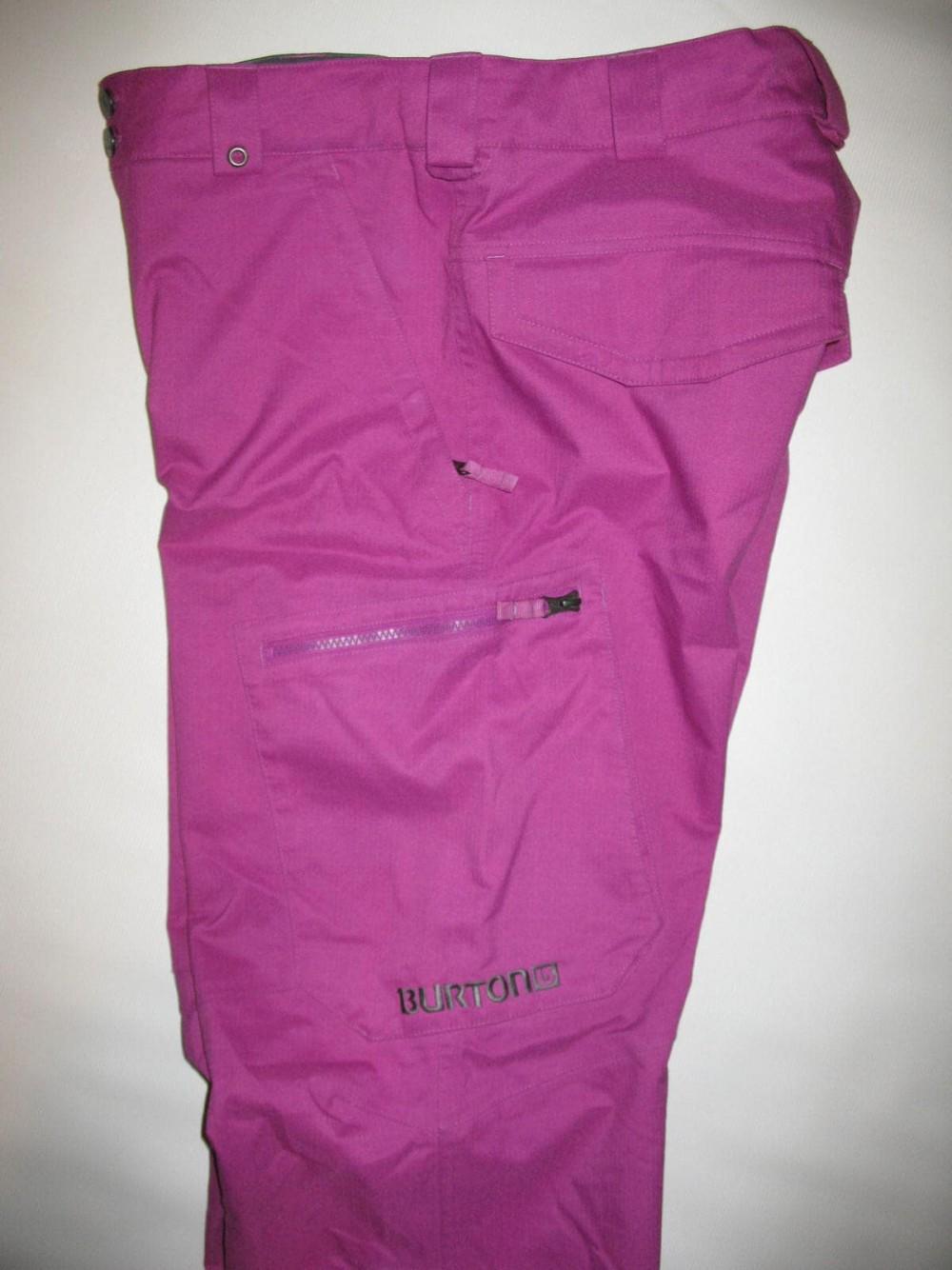 Штаны BURTON cargo snowboard pant (размер M) - 7