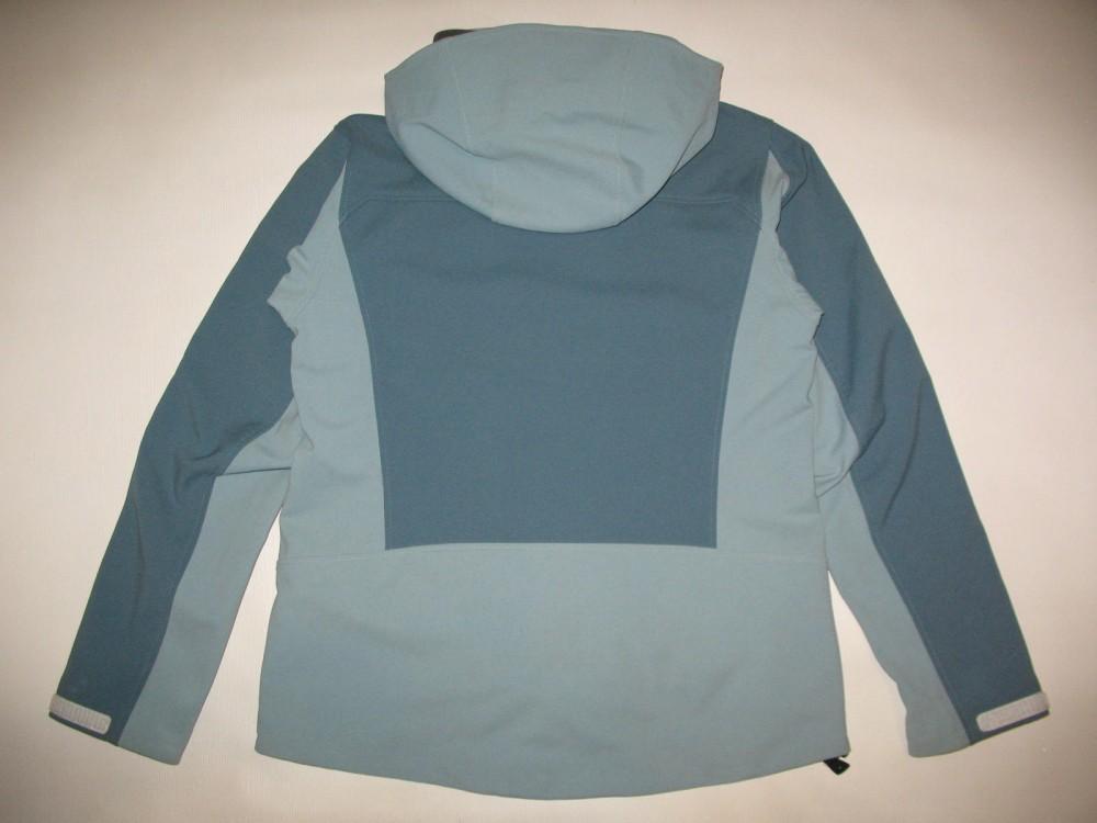 Куртка HAGLOFS jaw softshell jacket lady (размер M) - 3