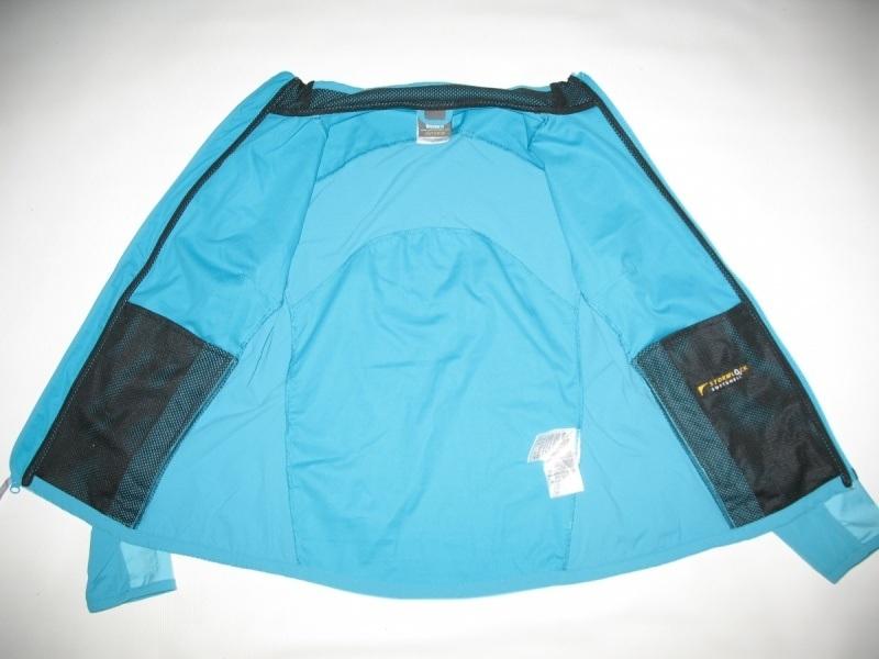 Куртка JACK WOLFSKIN Electron Softshell jacket lady  (размер M) - 6