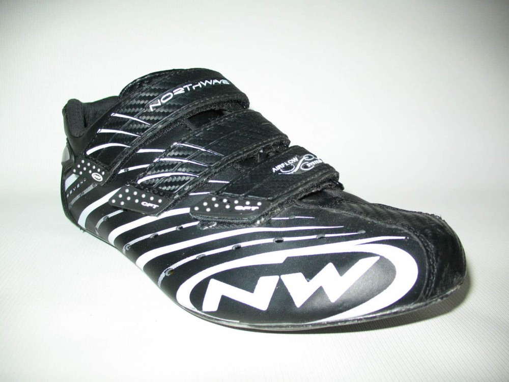 Велотуфли NORTHWAVE revenge road shoes (размер US9,5/UK8,5/EU42(на стопу до 270 mm)) - 2