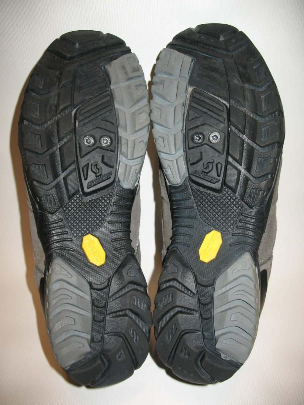 Велотуфли SCOTT mtb shoes (размер US11,5/UK1/EU46(на стопу до 295 mm)) - 6