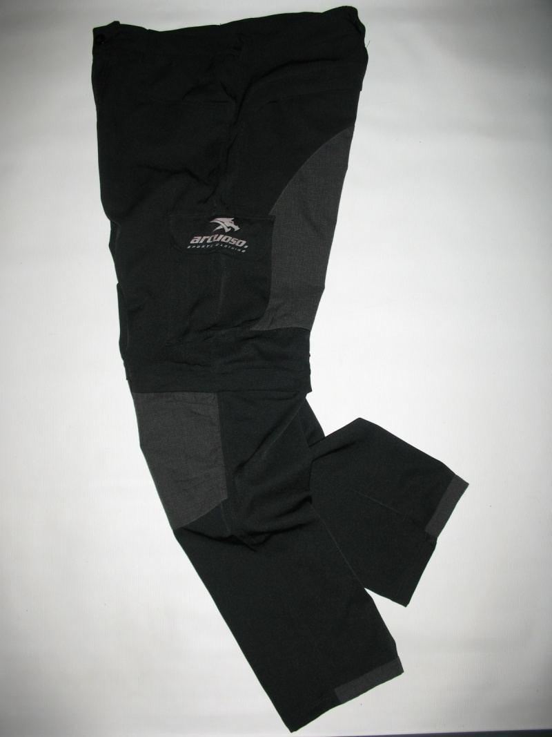 Штаны ARCUOSO 2in1 bike pants (размер XL) - 5