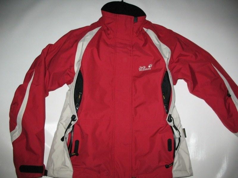 Куртка JACK WOLFSKIN TEXAPORE lady  (размер S/М) - 4