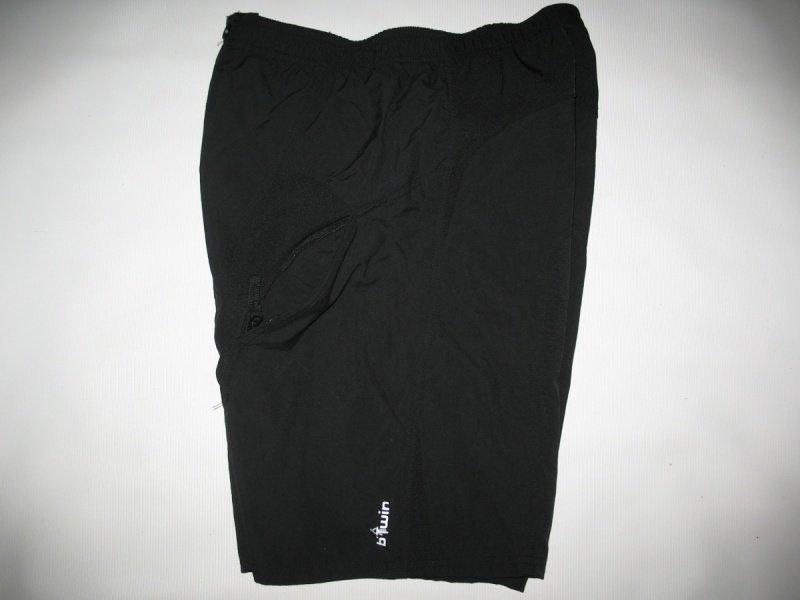 Шорты BTWIN bike shorts (размер S) - 4
