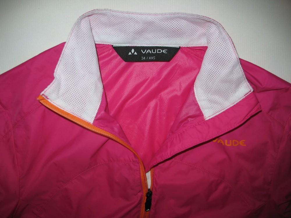 Куртка VAUDE air ll jacket lady (размер 34-XXS/XS) - 5