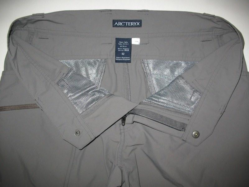 Штаны  ARCTERYX   Perimeter pants  (размер 32/M) - 5