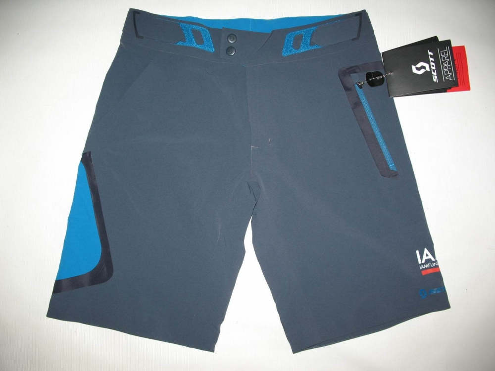 Велошорты SCOTT Trail MTN 10 cycling shorts (размер S) - 1
