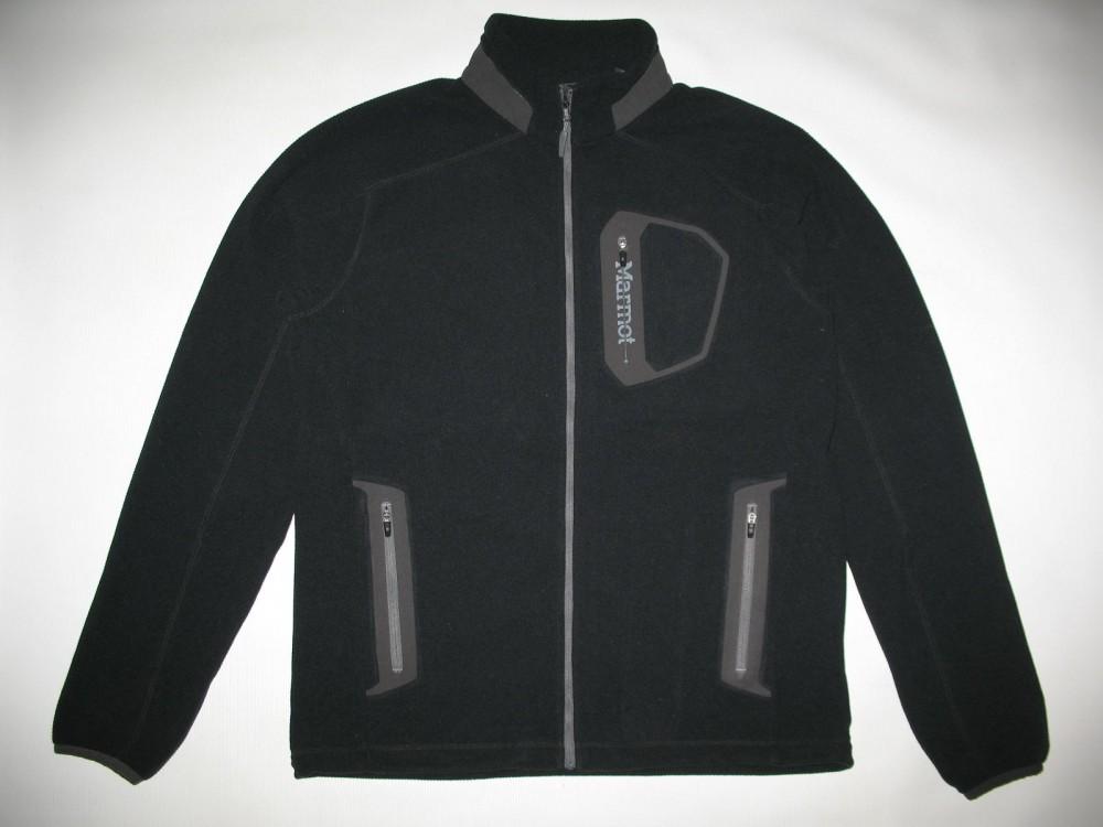 Куртка MARMOT alpinist tech fleece jacket (размер M) - 2