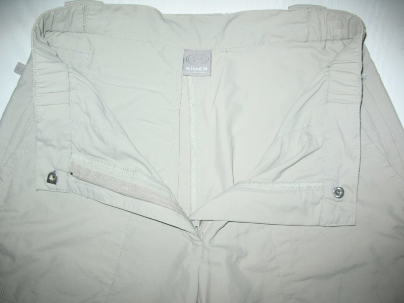 Штаны EIDER pants 2in1 lady  (размер 36/S) - 2