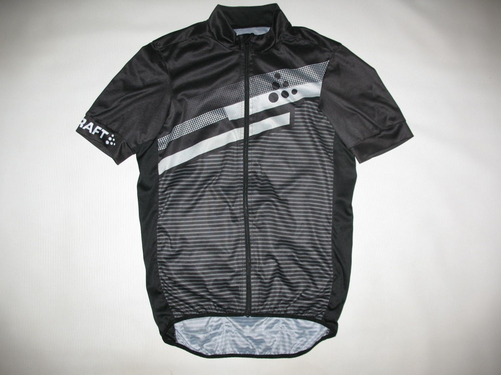 Веломайка CRAFT reel graphic cycling jersey (размер M) - 1