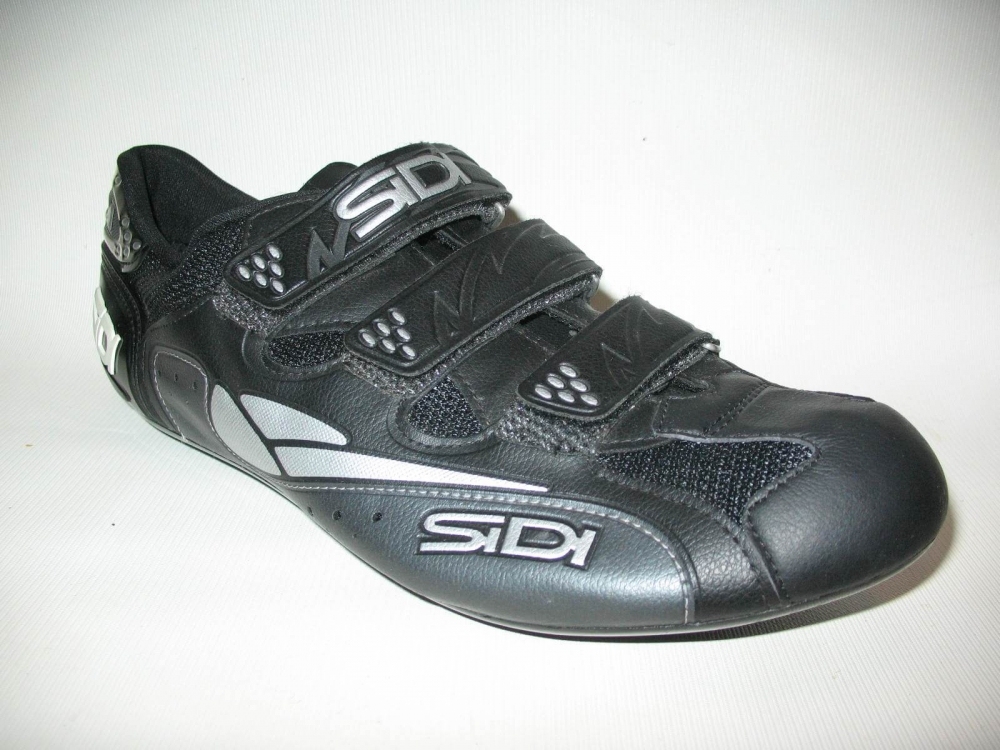 Велотуфли SIDI giau road shoes (размер EU48(на стопу до 305mm)) - 1