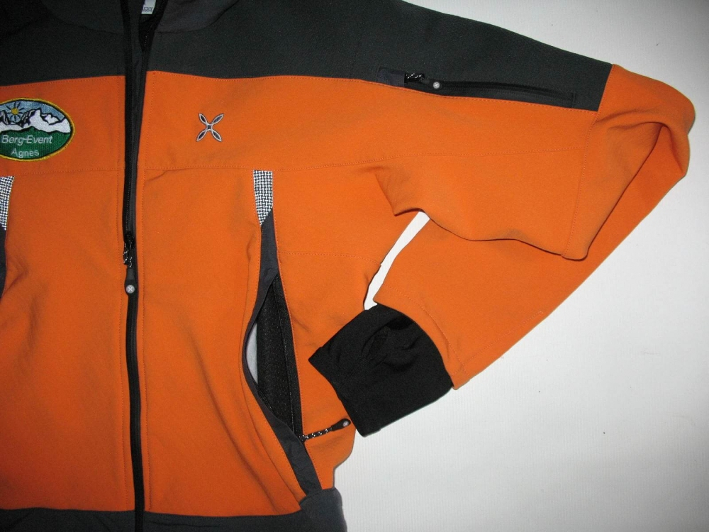 Куртка MONTURA mountain softshell jacket lady (размер M) - 4
